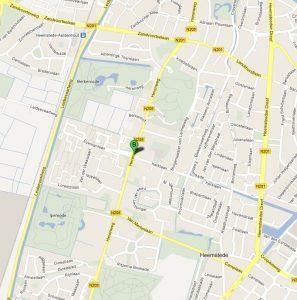 Heemstede_Herenweg-Kerklaan