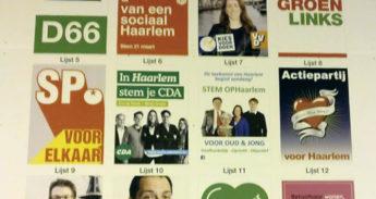 Gemeenteraadsverkiezingen-Haarlem