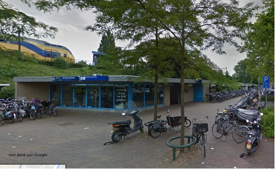 fietsenstalling-Heemstede-Aerdenhout