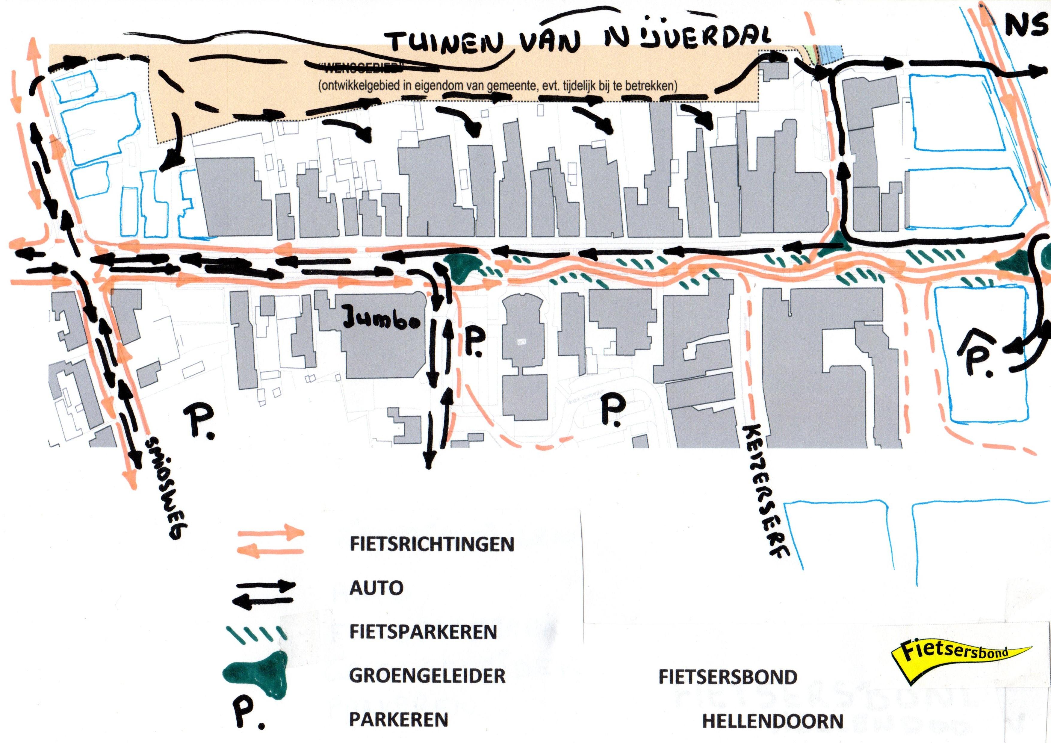Visie Grotestraat Nijverdal