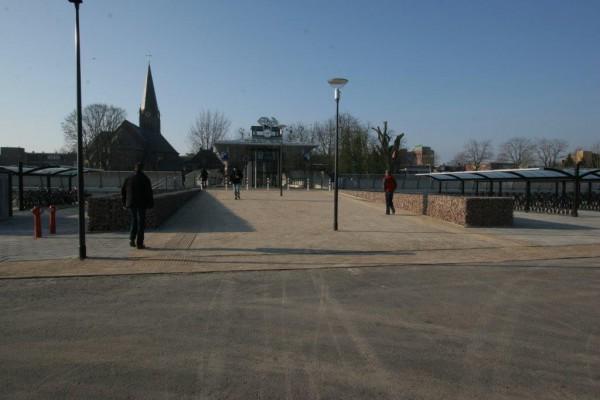 Stationsplein Nijverdal