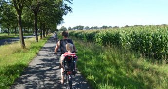 fietsen in Drenthe