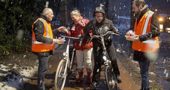 opening fietspad Emmerhout-Centrum