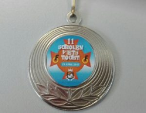 Koningsspelen medaille