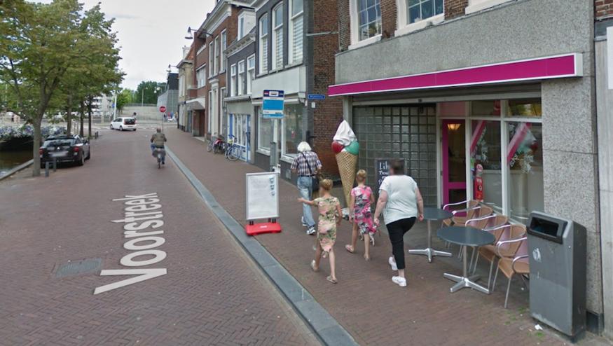Voorstreek Leeuwarden