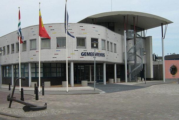 Gemeentehuis Scheemda