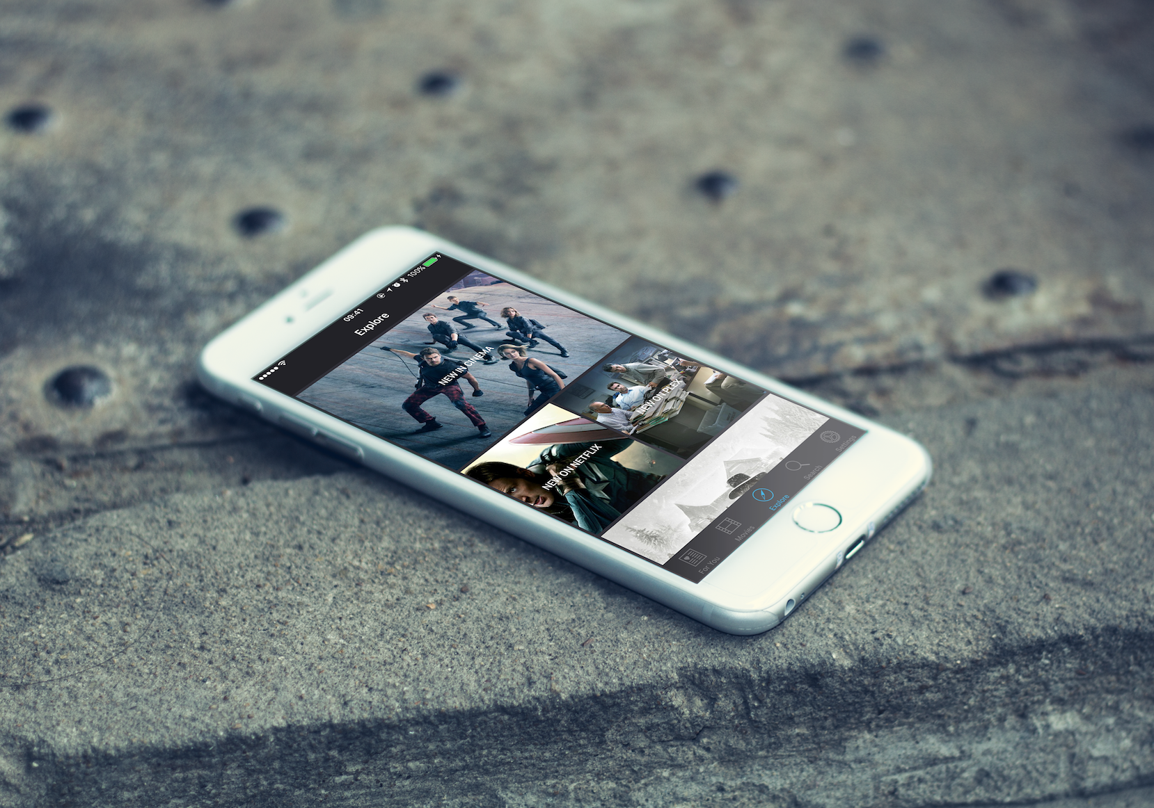 AlertFilm - Your Movie Assistant is now available on the App Store Image