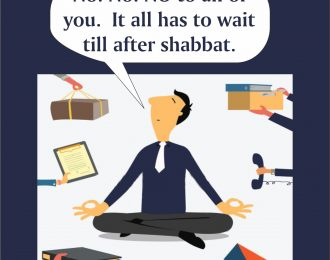 #6 — Meditation and Shabbat–A Match Made in Heaven