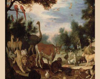 Podcast — Animals in Gan Eden