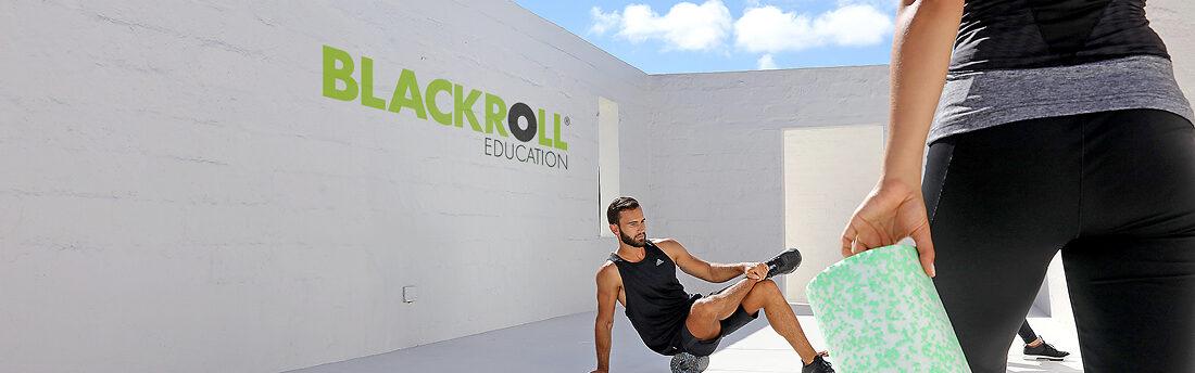 Blackroll Trainer Ausbildung Wide