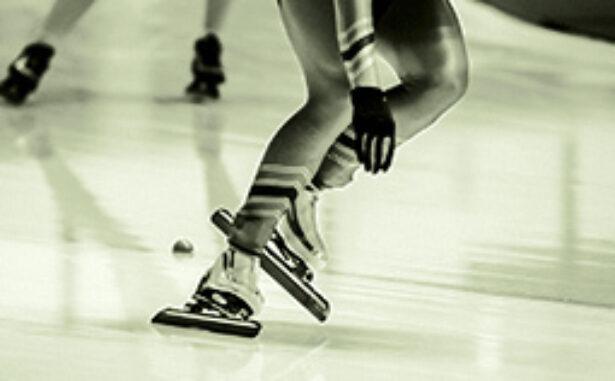 Athleten Eisschnellauf