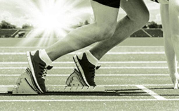 Athleten Leitathletik