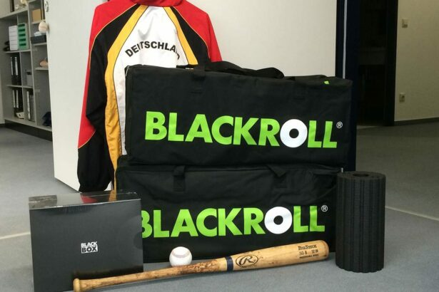 Blackroll Athletik Athleten 1