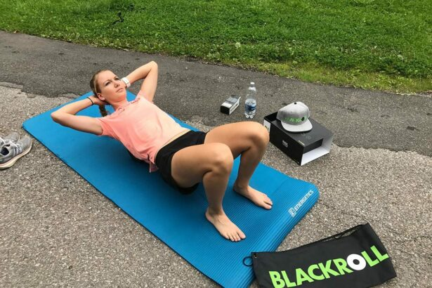 Blackroll Athletik Athleten 52