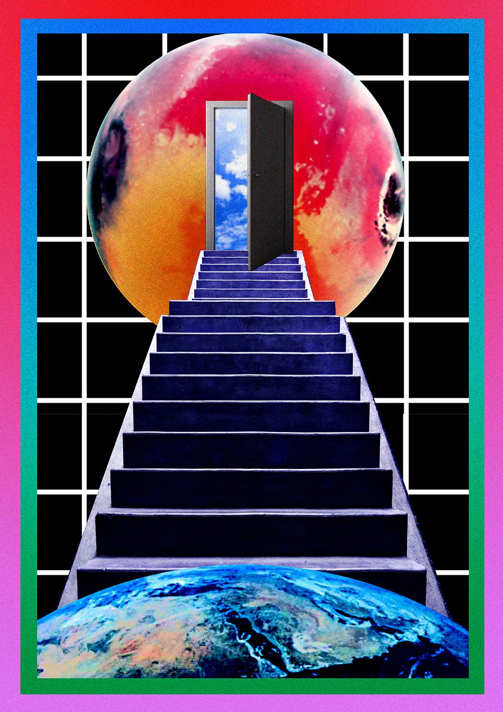 Space  Stepsweb