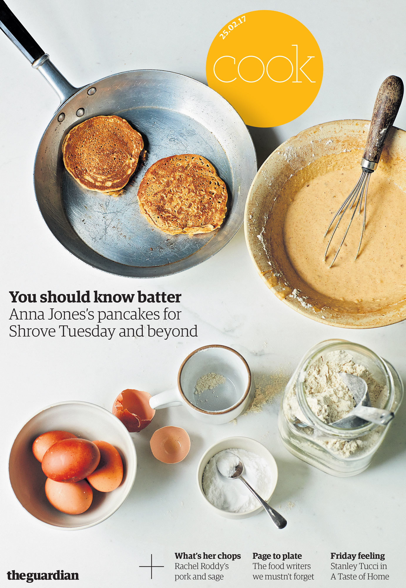 Matt russell for guardian cook blink arts wonderful matt russell has photographed anna jones shrove tuesday pancakes for an enticing front cover for guardian cook to find more recipes forumfinder Image collections