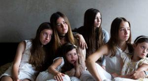 Sophie Harris Taylor Sisters Flo Millie Clara Oki Cecily Bea 1