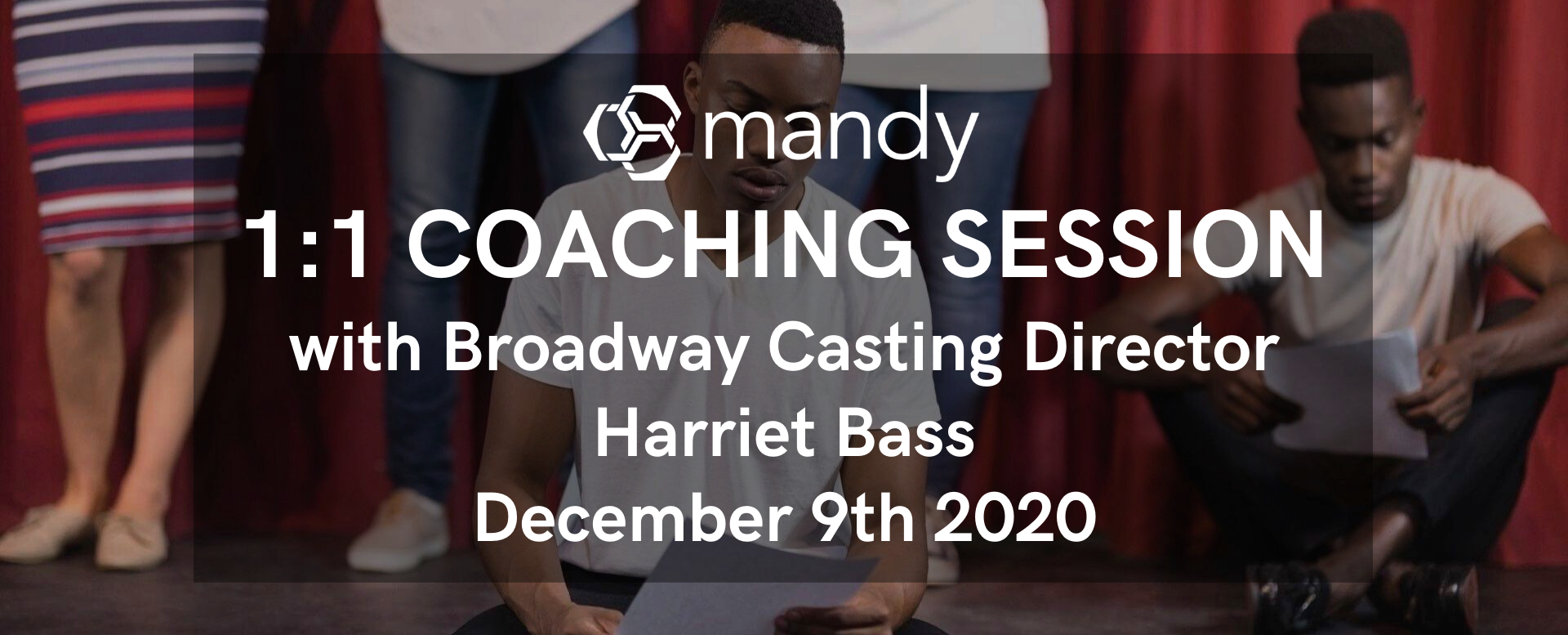 Coaching Session with Casting Director