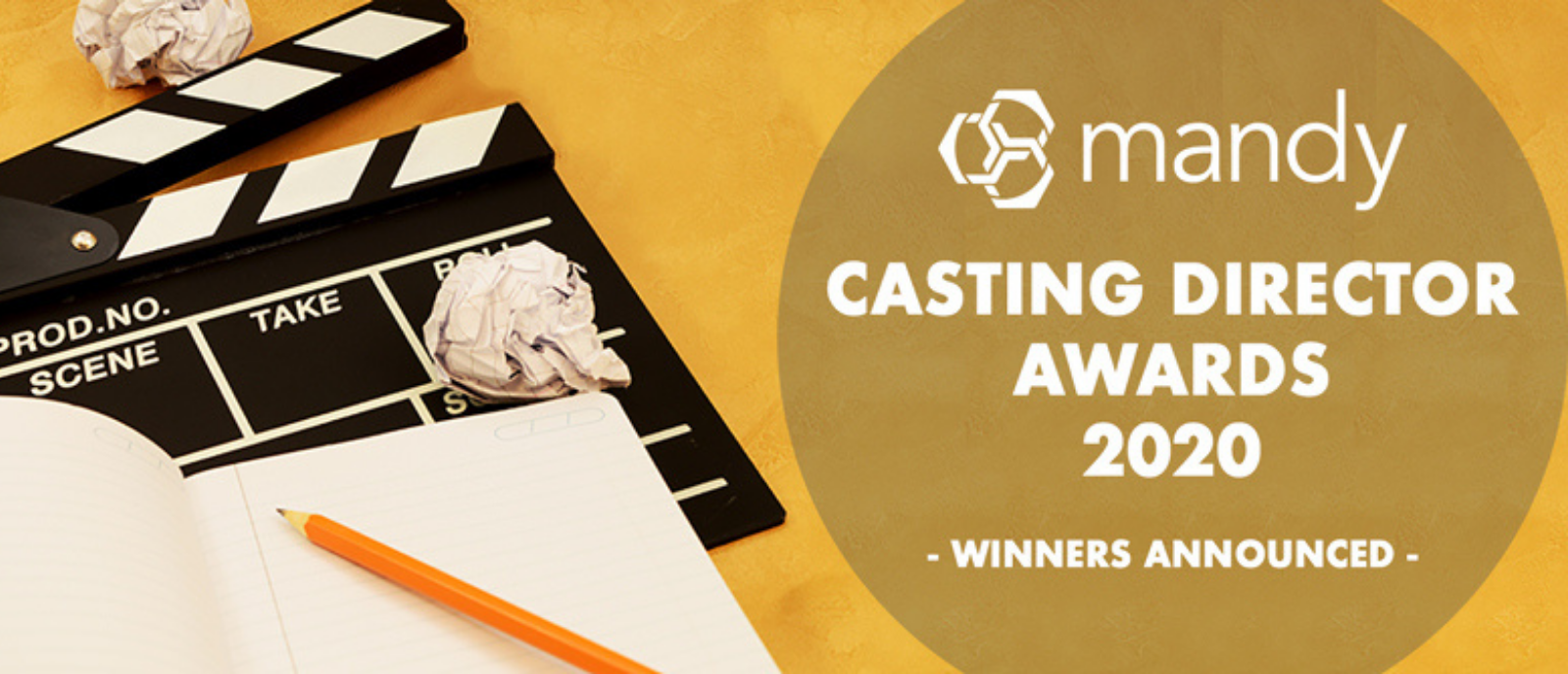 Mandy Casting Director Awards 2020