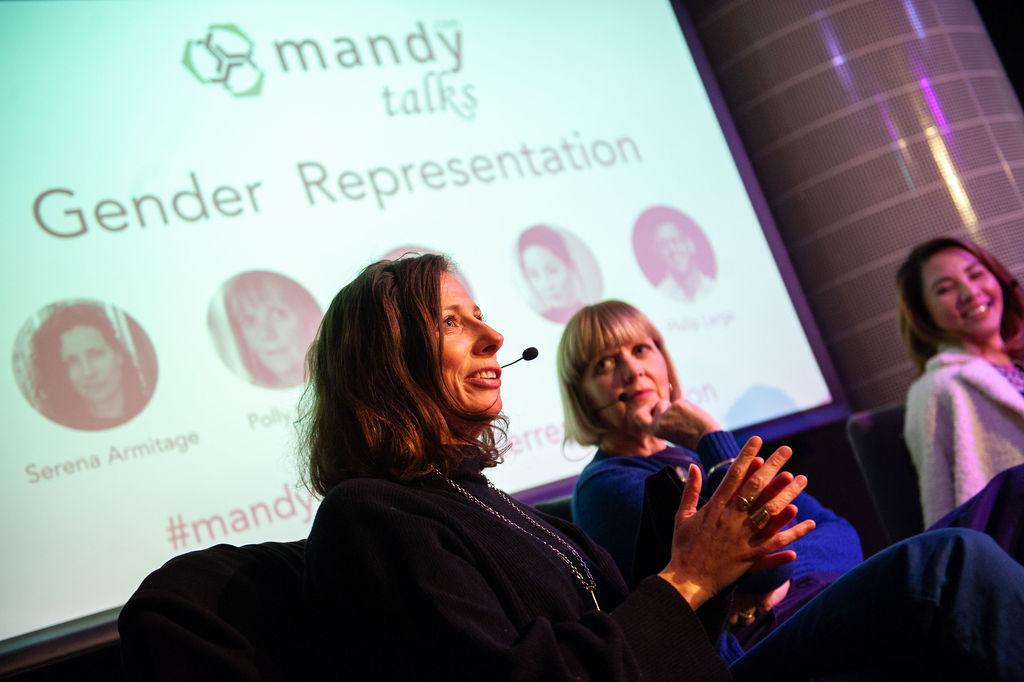 Mandy Talks