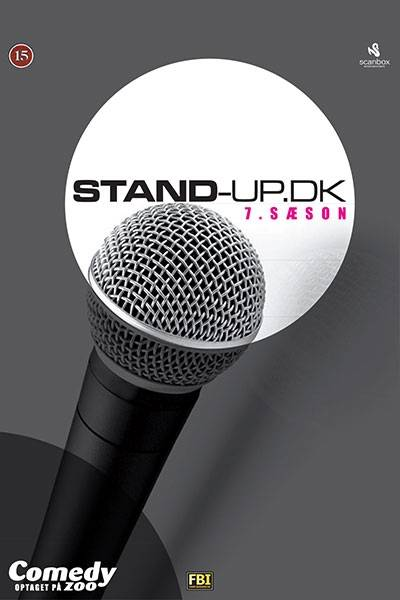 stand up comedy danmark