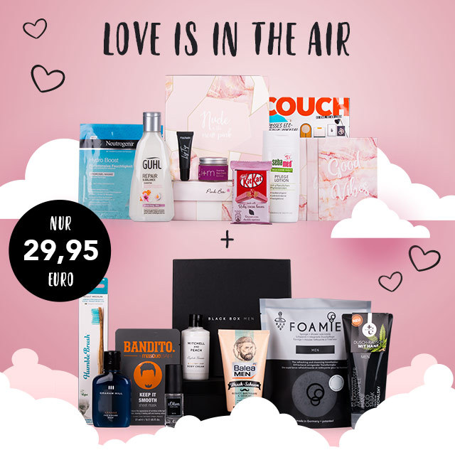 Pink Box - Valentinstagsaktion