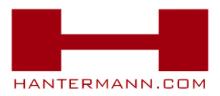 Hantermann.com Logo