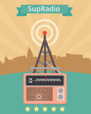Das Webradio von SupraTix