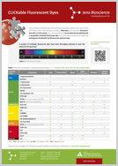 CLICKable fluorescent dyes