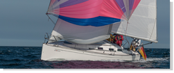 Salona 37 offshore