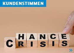Chance statt Crisis
