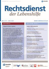 Rechtsdienst 2/2021