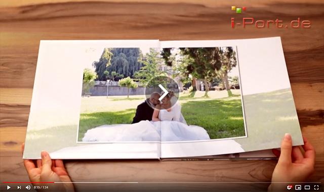 Fotobuch Produktvideo