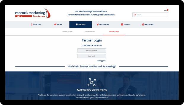 Partner Login Rostock Marketing