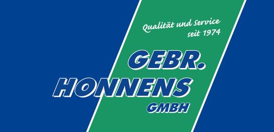 Logo Gebrüder Honnens Gmbh