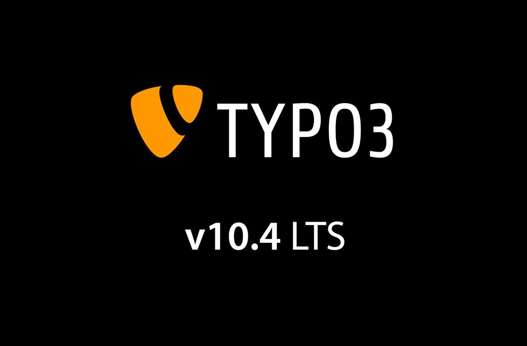 TYPO3 v10