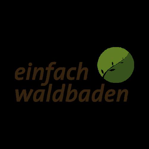 Logo einfach waldbaden Ratingen