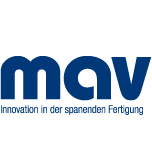 """Logo Fachzeitschrift """"may Innovation in der spanenden Fertigung"""""""