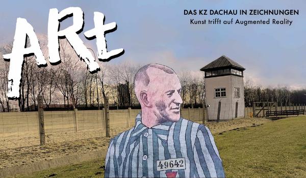 """App """"ARt"""" der KZ-Gedenkstätte Dachau"""
