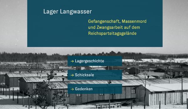 Online-Ausstellung Lager Langwasser