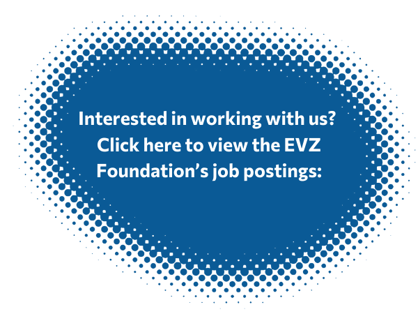 Jobs at the EVZ Foundation