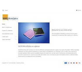 SMO Webshop