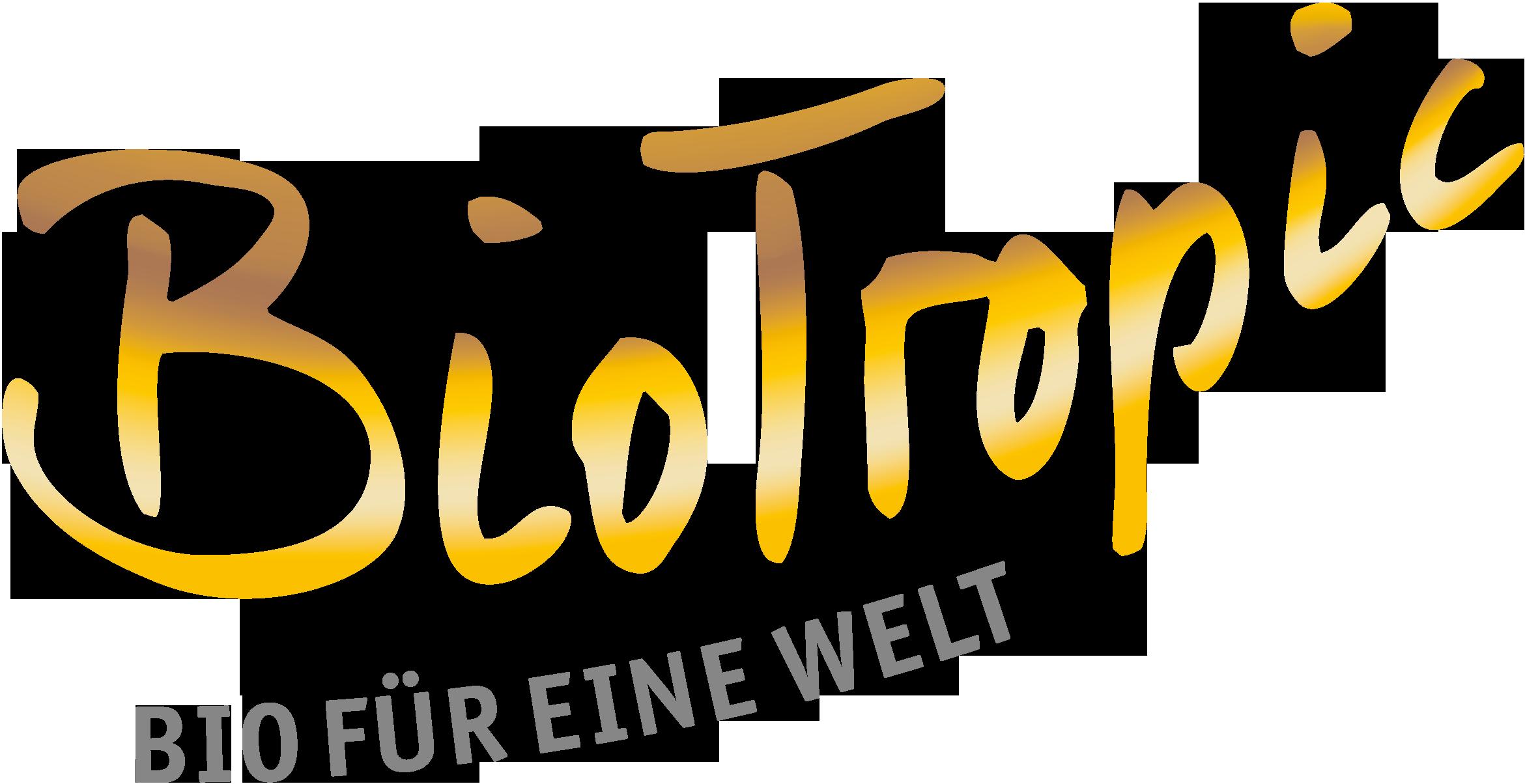 BioTropic – Bio für eine Welt