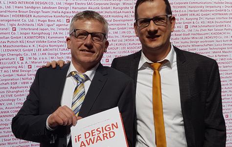 Würth gewinnt iF Award