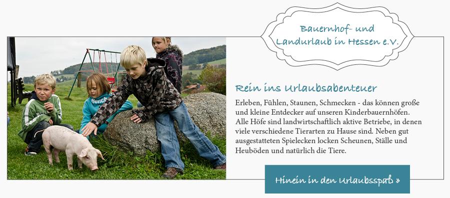 Bauernhof- und Landurlaub in Hessen e.V.