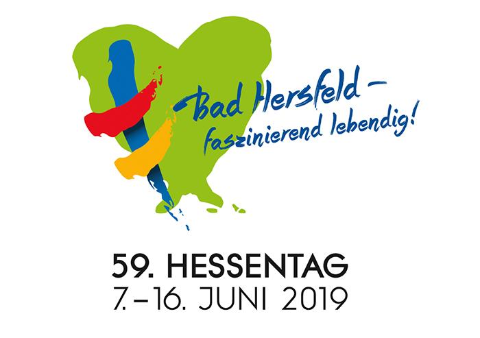 Logo Hessentag Bad Hersfeld