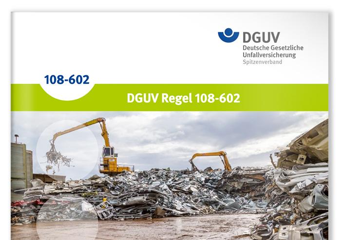 DGUV Branchenregel 108-602