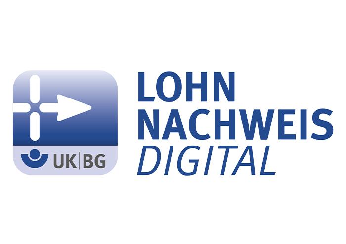 Logo Lohnnachweis digital