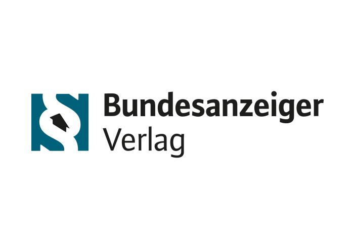 """Logo """"Bundesanzeiger Verlag"""""""