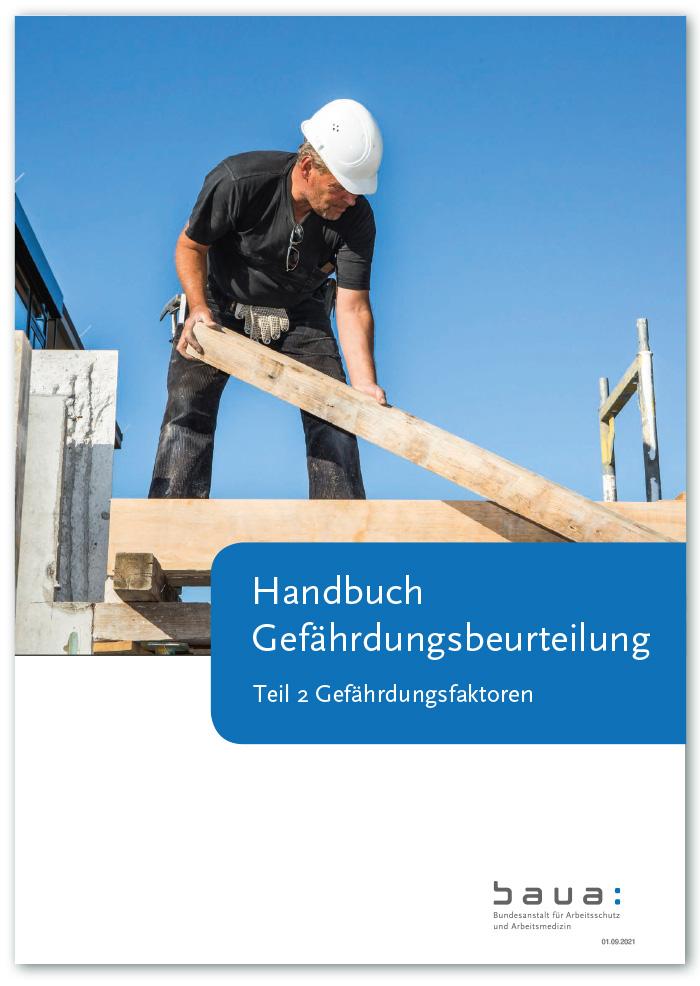 """Handbuch """"Gefährdungsbeurteilung"""""""